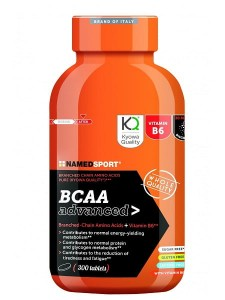 NAMEDSPORT BCAA Advanced 300 tabletek