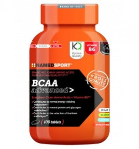 NAMEDSPORT BCAA Advanced 100 tabletek