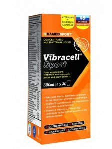 NAMEDSPORT Vibracell Sport 300ml