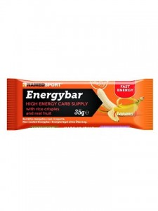 NAMEDSPORT Energy Bar 35g banan