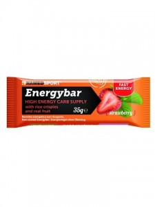 NAMEDSPORT Energy Bar 35g truskawka
