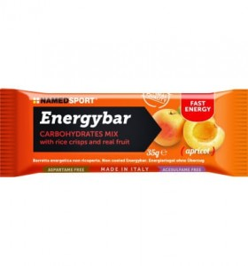 NAMEDSPORT Energy Bar 35g morela