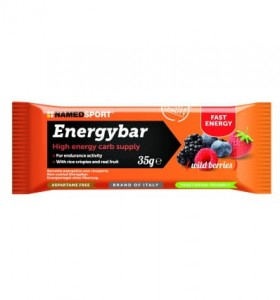 NAMEDSPORT Energy Bar 35g owoce leśne