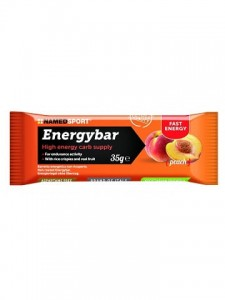 NAMEDSPORT Energy Bar 35g brzoskwinia