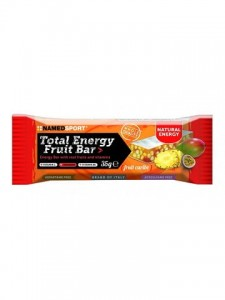 NAMEDSPORT Total Energy Fruit Bar 35g owoce tropikalne