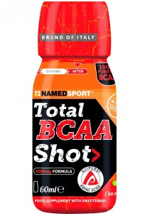 NAMEDSPORT Total BCAA Shot 60ml