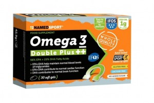 NAMEDSPORT Omega 3 30 kapsułek soft gel