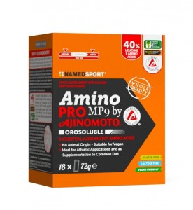 NAMEDSPORT Amino PRO MP9 18 porcji
