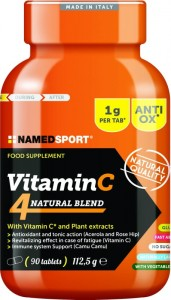 NAMEDSPORT Witamina C 90 tabs